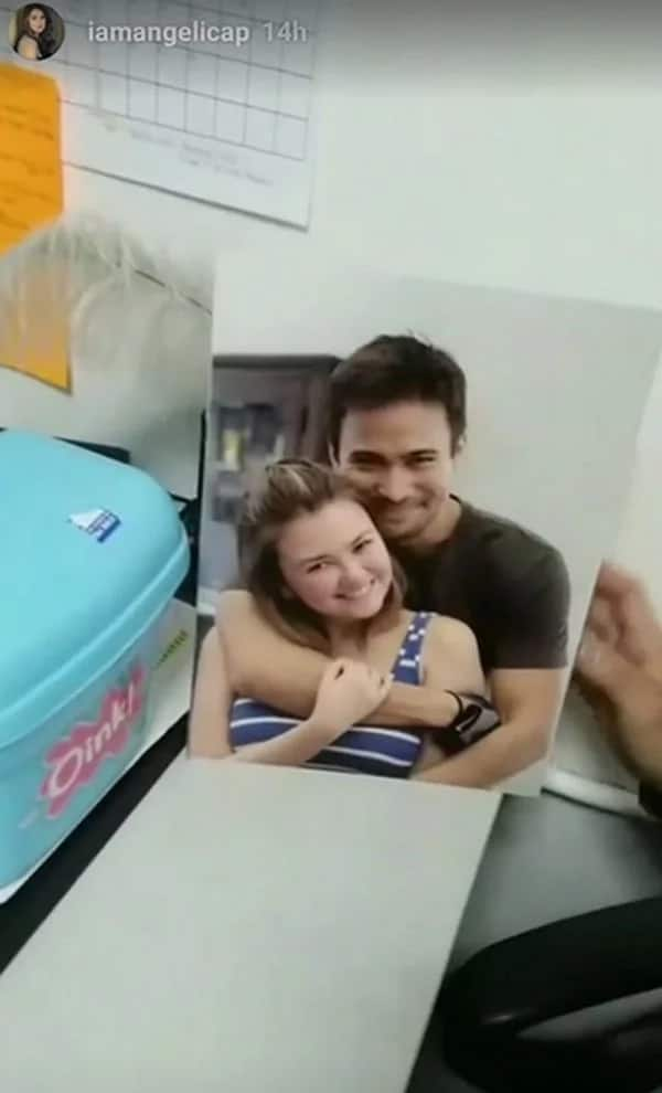 Angelica Panganiban quips about possible relationship with Sam Milby