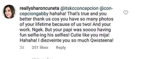 Sobrang nakakaiyak! KC Concepcion has a tearjerker message to her dad Gabby Concepcion