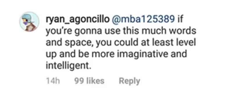 Supalpal! Ryan Agoncillo slams basher accusing him of having secret attraction to Marian Rivera