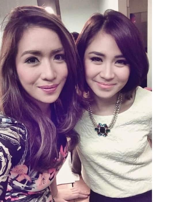 Angeline Quinto receives message from Sarah Geronimo amid issues concerning Popsters