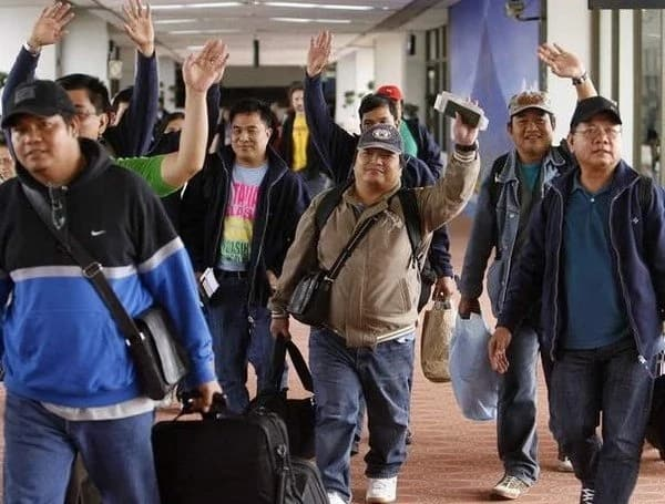 OFW's major heartache: Spending Christmas away from their families