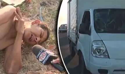 Outrage At Reporter Who Interviews Dying Man Instead of Helping