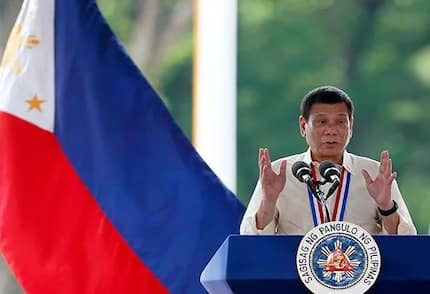 'I won't do a Marcos' – Duterte says no to martial law