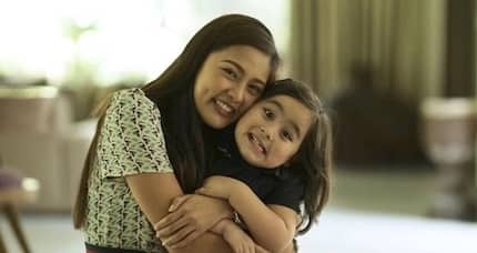 Scarlet Snow Belo has a new celebrity playmate: the 1 and only Kim Chiu!