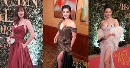 No partner, no problem! 15 glamorous celebs who went solo at ABS-CBN Ball 2018