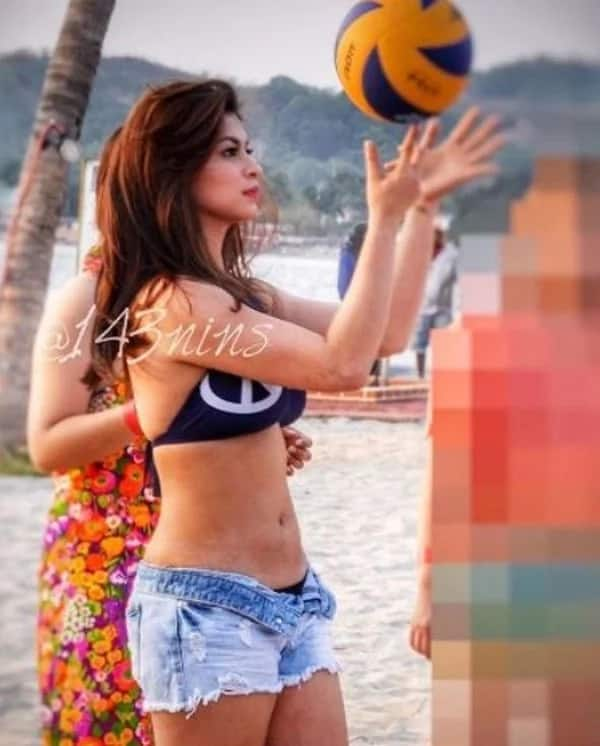 Angel Locsin's throwback photo at the beach playing volleyball proves why she's totally irreplaceable as 'pinakaseksi'