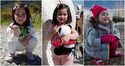 Buti pa siya! 8 photos that prove Baby Scarlet Snow is our 'Little Miss Byahera'