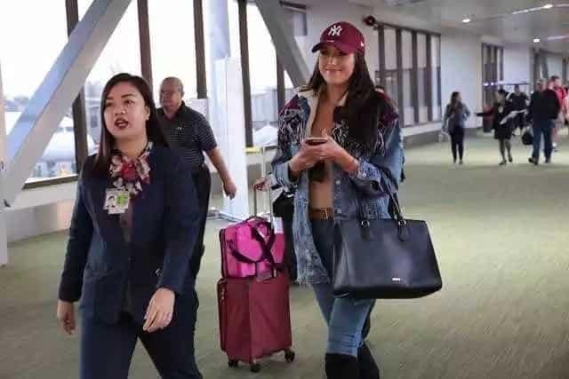 Rachel Peters arrives in Manila feeling thankful despite failing to claim Miss Universe Crown