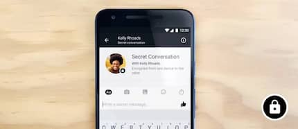 WATCH! Secret Conversations, a new feature of Facebook Messenger is set to roll out soon