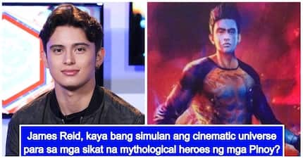 James Reid's Pedro Penduko to begin the domination of motion-picture Pinoy mythological heroes in cinemas