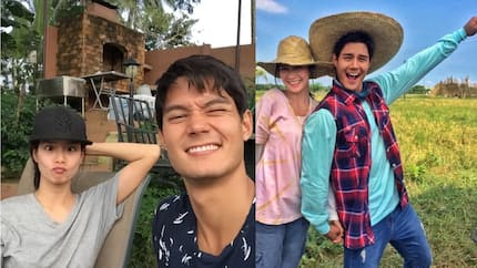 9 perfect photos of Erich Gonzales and Daniel Matsunaga that make us wish they were still together. Sayang!