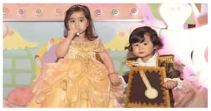 Say cheese! 6 Cutiepies ng mga sikat na nakakagigil ang happy smile