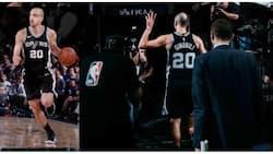 Manu Ginobli, San Antonio Spurs' star nagretiro na sa NBA!