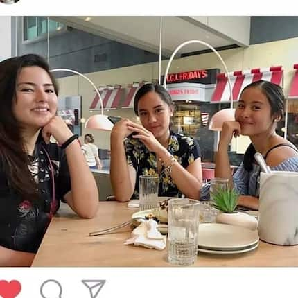 "New ""it"" girls? Cassy Legaspi, Juliana Gomez, and Daniel Padilla's sister are hanging out"