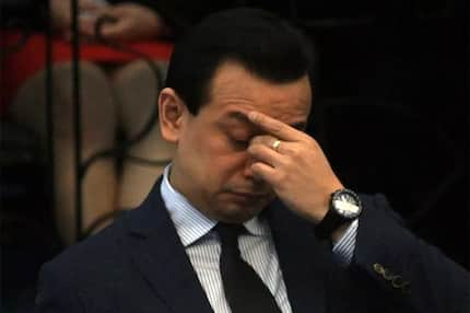 Sumurrender na! Trillanes faces arrest warrant issued by RTC-Makati Branch 150