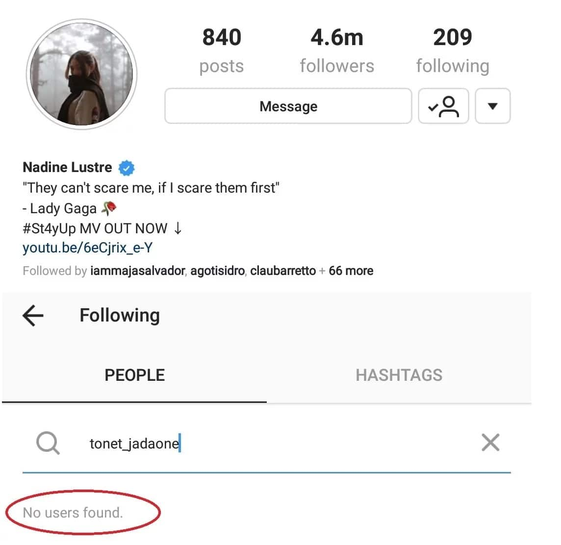 Nadine Lustre allegedly unfollows Direk Tonet Jadaone on Instagram; Netizens give mixed reactions