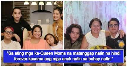 Si 'Queen Mother' momshie Karla Estrada may shinare na payo tungkol sa paghihintulot sa mga anak na mabuhay ng malaya