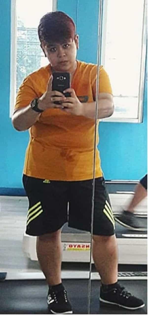 Dating overweight, nag-diet at nag-gym dahil di pinansin ng niligawan niya