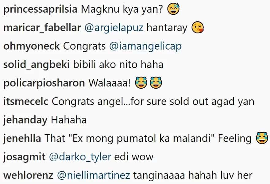 Para daw sa mga walang ka date! Angelica Panganiban invites netizens to read hugot book 'Para Kay Ex'