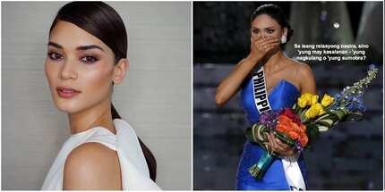 Masasagot kaya niya? A Pinoy netizen asks Pia Wurtzbach an intense hugot question on Instagram