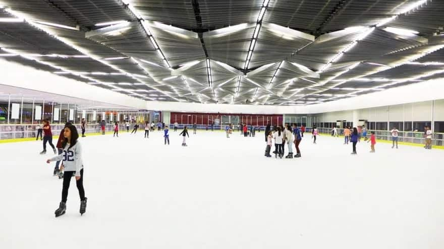 schenley ice skating rink - HD1500×844