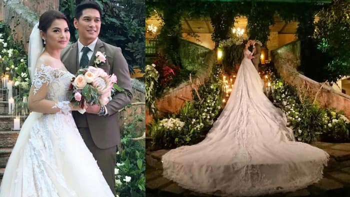 It's official! Luis Alandy and Joselle Fernandez now a husband and wife