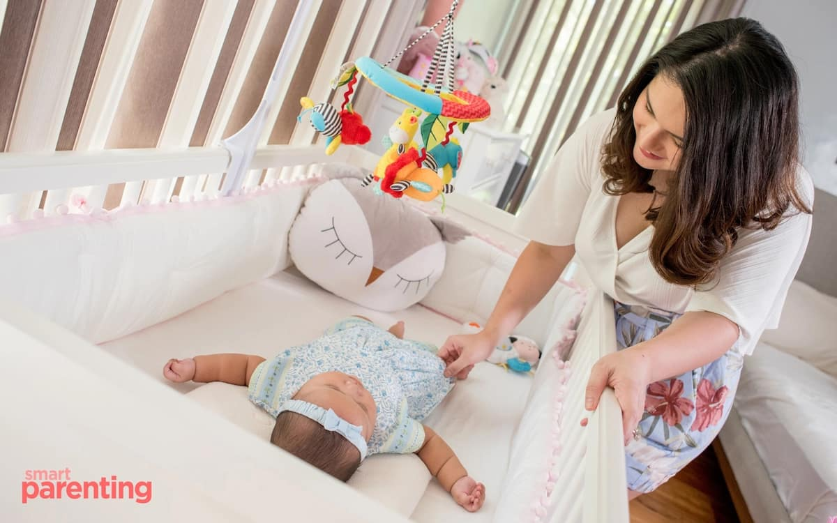 Napaka-suwerteng bata! Pauleen Luna gives a tour of Baby Talitha's luxurious and massive nursery room