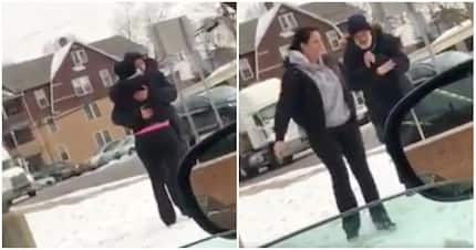 Christmas spirit: Woman buys warm winter coat for homeless man who was freezing in the cold