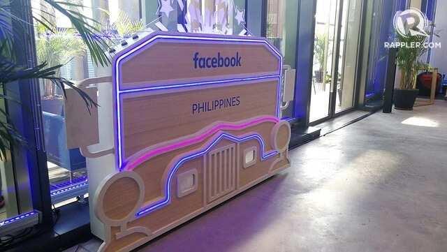 Sobrang cool mag-work dito! Nakakamanghang mga larawan ng opisina ng Facebook Philippines