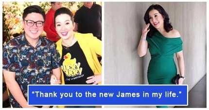 Kris Aquino, nagpasalamat sa bagong 'James' na dumating sa buhay niya