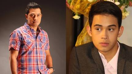Concerned Cesar Montano maintains silence on son Diego Loyzaga's hurtful rants about him