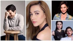 Filipina actresses Alden Richards wants to work with. These are the 4 beautiful Pinay celebrities the Pambansang Bae wants to work before even AlDub.