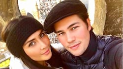 Phil Younghusband's stunning fiancée! Margaret Hall's photos have been buzzing on social media!