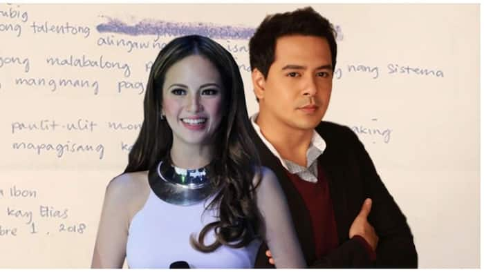 John Lloyd Cruz's contentment and joys of fatherhood expressed in a poem