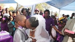 9-Year-Old Schoolboy Weds A 62-Year-Old Woman In South Africa