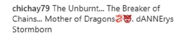 Game of thrones lang ang peg! Anne Curtis dressed up like Danaerys Targaryen