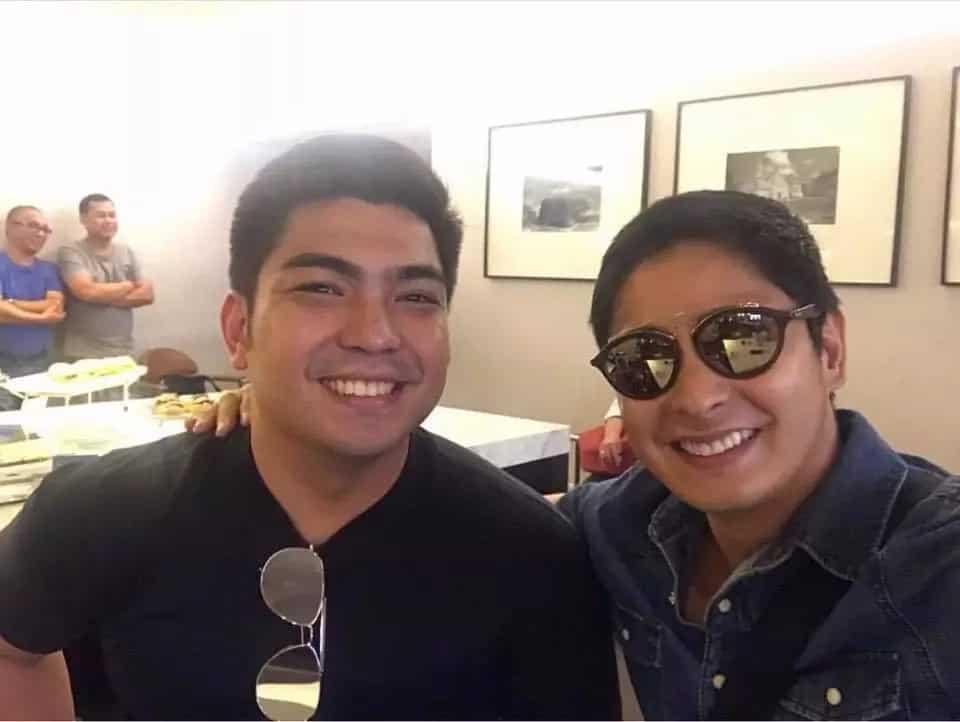 Ibang level ang kabutihan! Jolo Revilla expresses gratitude to Coco Martin