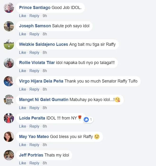 Raffy Tulfo chided a taxi driver who refused service to a PWD