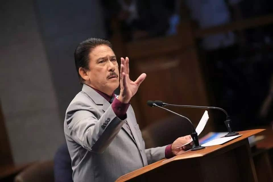 Tito Sotto, seeks to abolish taxes on books and other publications