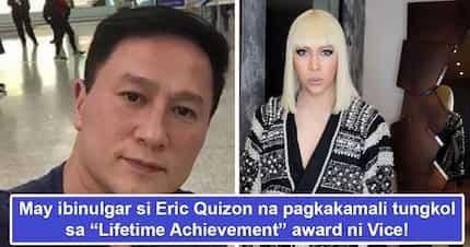 Nagsalita na si Direk! Eric Quizon ibinulgar ang mga pangyayari sa likod ng controversial 'Lifetime Achievement Award' na binigay kay Vice Ganda
