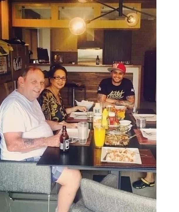 Iba pa din pag kumpleto! Billy Crawford feels sad that his parents might not be able to make it on their wedding day