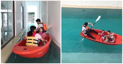 Ang bongga! Robin and Mariel Padilla's boat ride bonding at home wows netizens