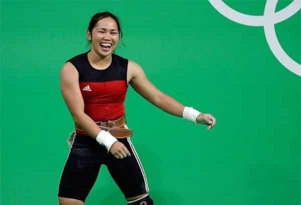 Hidlyn Diaz's Olympic win trends on Twitter