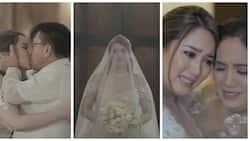 Pang teleserye sa ganda! Wedding Video of PBB housemate Niña Jose and Bayambang Pangasinan Mayor Cezar