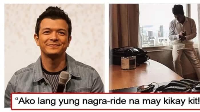 Hindi lang isa kundi lima pa! Jericho Rosales admits to having 5 'Kikay kits' when travelling