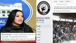 Mo Twister criticized Mocha Uson for using wrong photo in her post abour Filipino soldiers