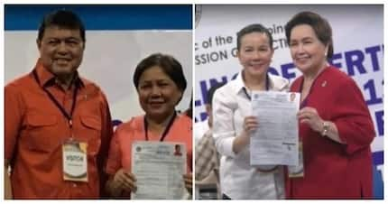 Cynthia Villar and Grace Poe seek re-election and file COC