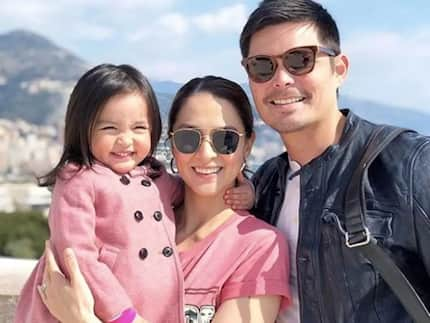 Marian Rivera exposes her tall order to Baby Zia regarding sweets and hygiene