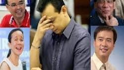 Hindi pinaporma! Hilarious senators mock angry Trillanes' threat against Cayetano