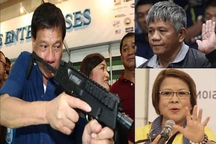 Witness reveals ruthless Duterte masterminded De Lima ambush in 2009